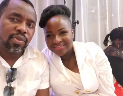 Exclusive: Mercy Masika and hubby, David Muguro give tales of their rocky marriage
