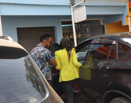 Brown Mauzo fails to confirm or deny that he's dating controversial socialite amber ray
