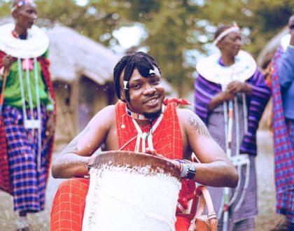 Qchilla of Nionyeshe song