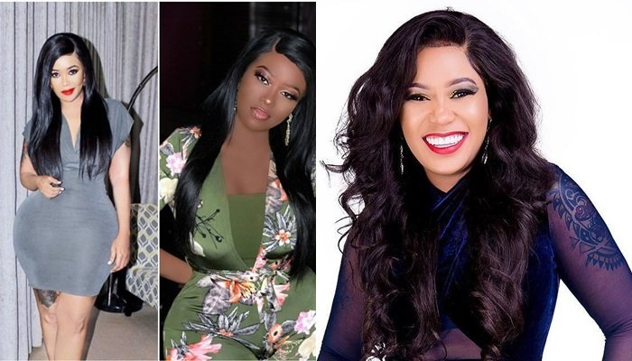 This is why Vera Sidika´s transition to melanin is just but a stunt