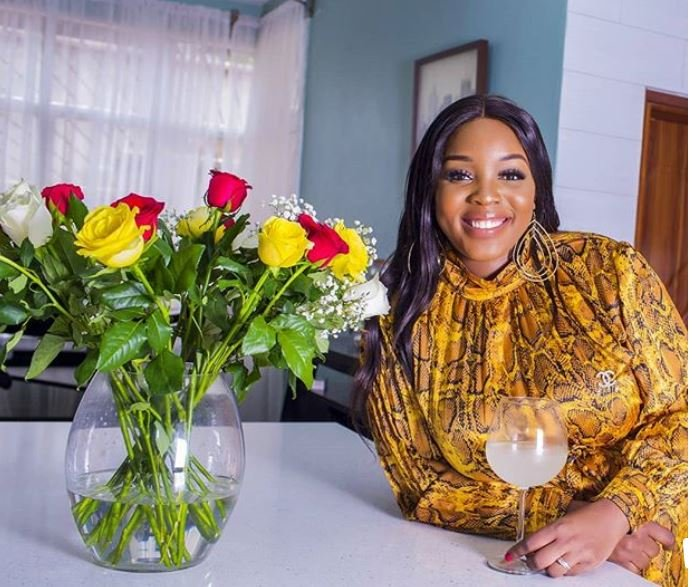 Socialite Risper Faith flaunts polished multi-million home