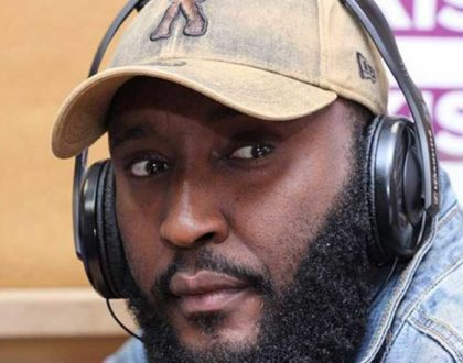 Shaffie Weru clarifies on being fired from KISS 100