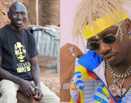 Act like a grown up! Rayvanny bashed by Kenyans for making fun of ´Vijana Tuache Mihadarati´ Stivo Simple Boy