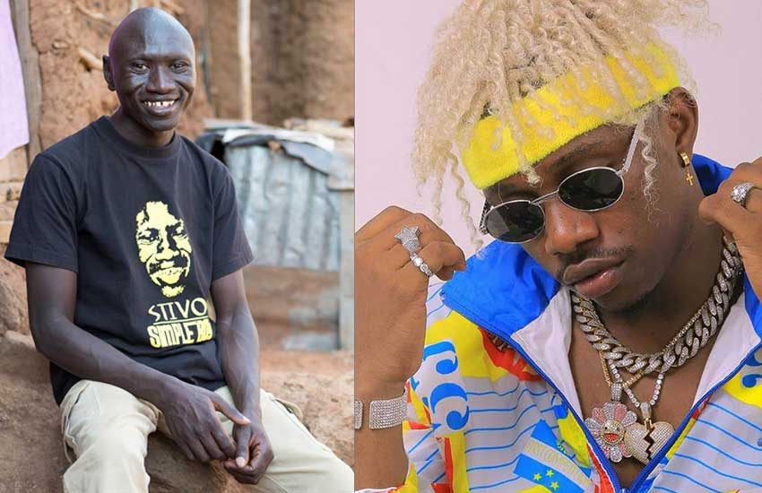 Act like a grown up! Rayvanny bashed by Kenyans for making fun of ´Vijana Tuache Mihadarati´ Stivo Simple Boy