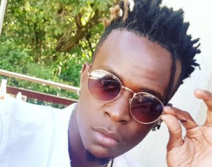 Gross! A rowdy Willy Paul caught on camera threatening to pull gun on a man over parking lot space [video]