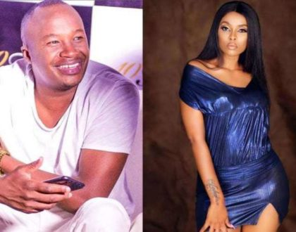 Engaged! Jaguar proposes to Tanzanian lover, Lulu Diva [photo]