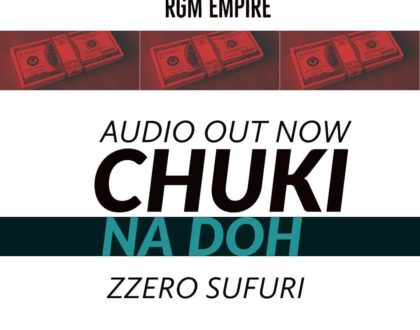 Zzero Sufuri does it again; Chuki Na Doo