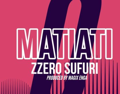 Matiati audio out. Zzero Sufuri does what he does best