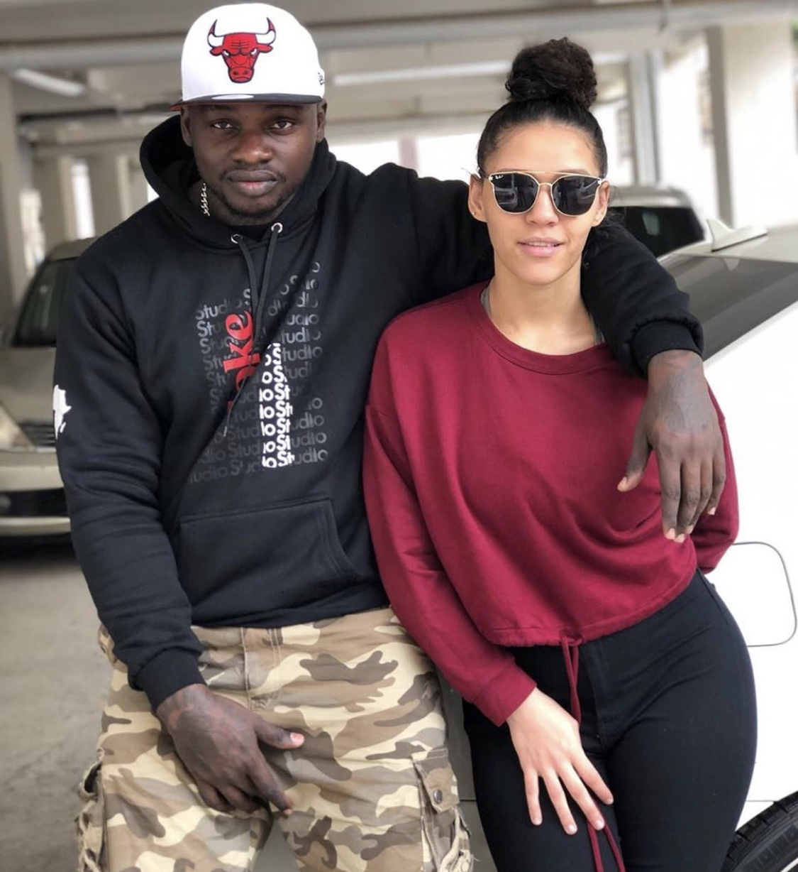"""Keep my name out of your mouth!"" Says Khaligraph Jones girlfriend, Georgina"
