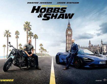 Kenyan fast car diehards treated to an exclusive pre-screening of 'Hobbs & Shaw'