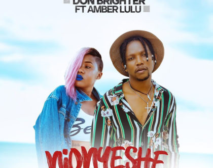 Don Brighter features Amber Lulu in Nionyeshe