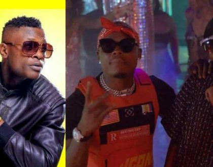 Eddy Kenzo suffers the blow for 'disrespecting' Jose Chameleone after collabo with Harmonize on 'Inabana'