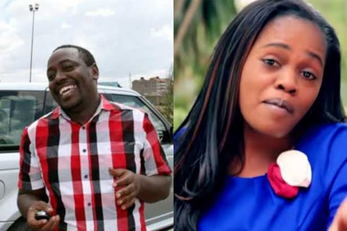 """Just DjMo her"" Zero chills as Betty Bayo's shares blunt advice to men who have wronged their spouses"