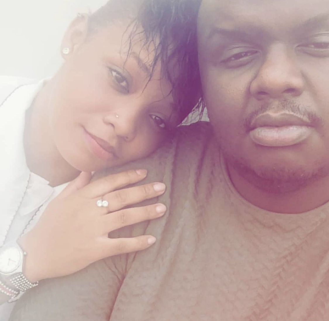 """""""They are keeping my son away from me!"""" Mejja's new girlfriend accused by her ex husband"""
