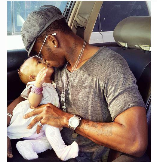 Diamond Platnumz special message to his daughter as she turns 4 years!
