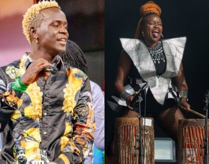 """Willy Paul is not the b*llsh!t here"" Muthoni Drummer Queen advises singer to ditch the Church crowd"