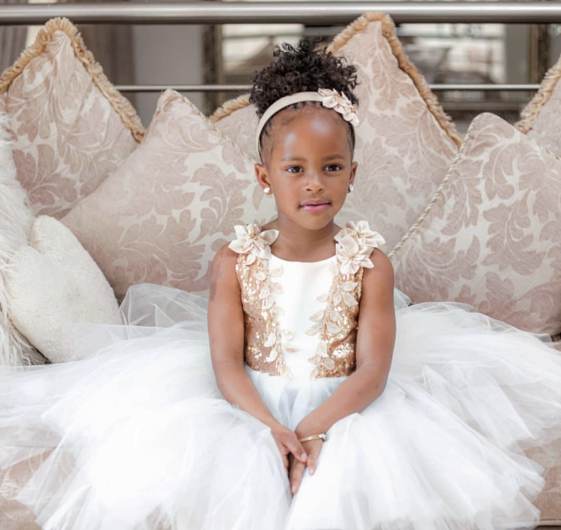 Not your average 4 year old! Photos from Tiffah Dangote's birthday party