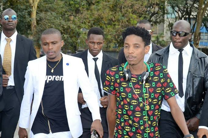 Chipukeezy reveals how Eric Omondi helped him out after quitting Churchill show