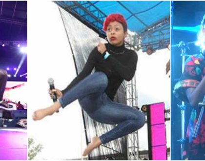 Akothee Vs Size 8 Vs Fena Gitu: Who is the best stage performer?