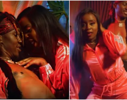 Nadia Mukami gets naughty in new banger 'Ikamate Hiyo' (Video)