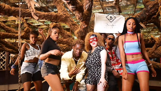 Kenya's best new-age musicians have teamed up for 'Nare Nare' and it's a massive hit (Video)