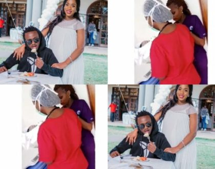 Meet the youngest brand ambassador, his Majesty Bahati [photo]
