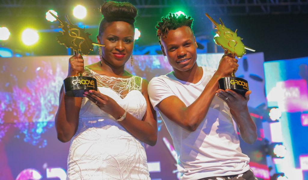 Eko Dydda with Mercy Masika