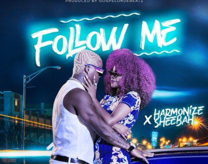 Harmonize and Sheebah on follow me
