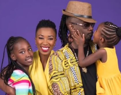 How Nameless and Wahu managed to keep their marriage a success