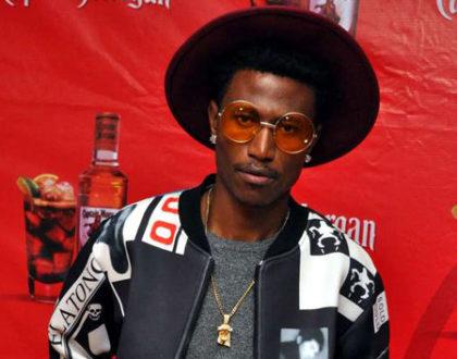 Octopizzo Knaye singer born and raised in Kibera