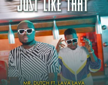 Mr Dutch Tycoon from Nigeria to release his video today