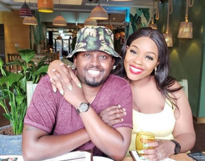 Risper Faith and husband shock Kenyans after revealing they are looking for house girl and willing to pay her 80k a month