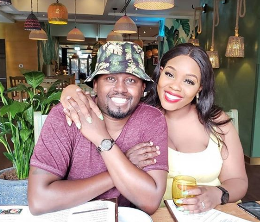 Risper Faith and husband shock Kenyans after revealing they are ...