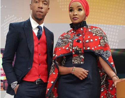 Chagua na Uvumilie! Lulu Hassan shares how she met husband while he was broke and with nothing