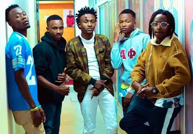 Sailors Gang release highly-anticipated collabo with Nadia Mukami titled 'Ni Tekenye' (Video)