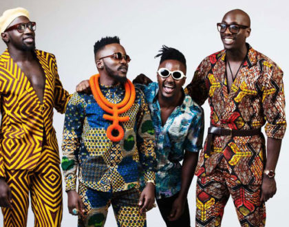 What Sauti Sol have said about the killings in South Africa