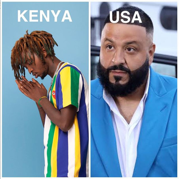 Boss moves! Magix Enga to officially collaborate with DJ Khaled in future projects [screenshot]