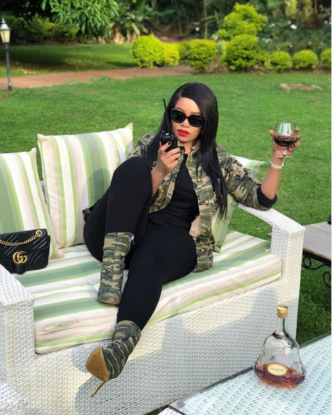 ¨It was hard to keep up¨ Vera Sidika on why she had to drop out of college for the fame and money