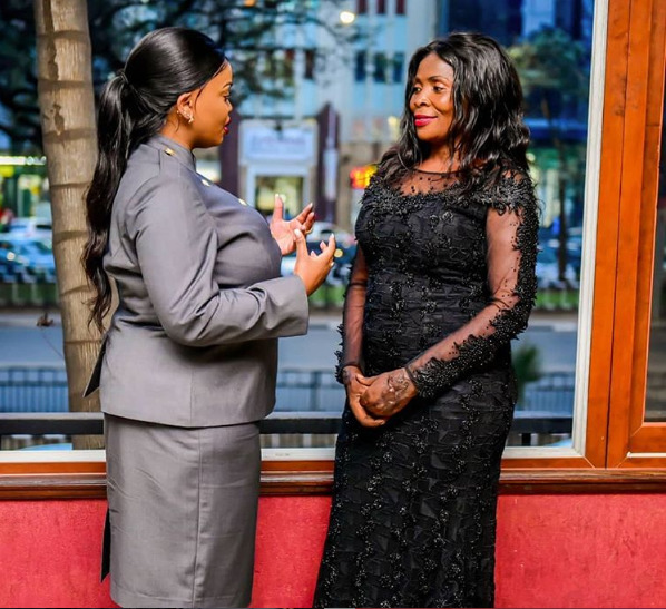 """Praise be to God Rose Muhando is back!"" fans excited after photos of Rose Muhando looking healthier and lively emerge online [photos]"