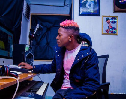 Like a Boss! Mr Seed launches his own record studios [video]