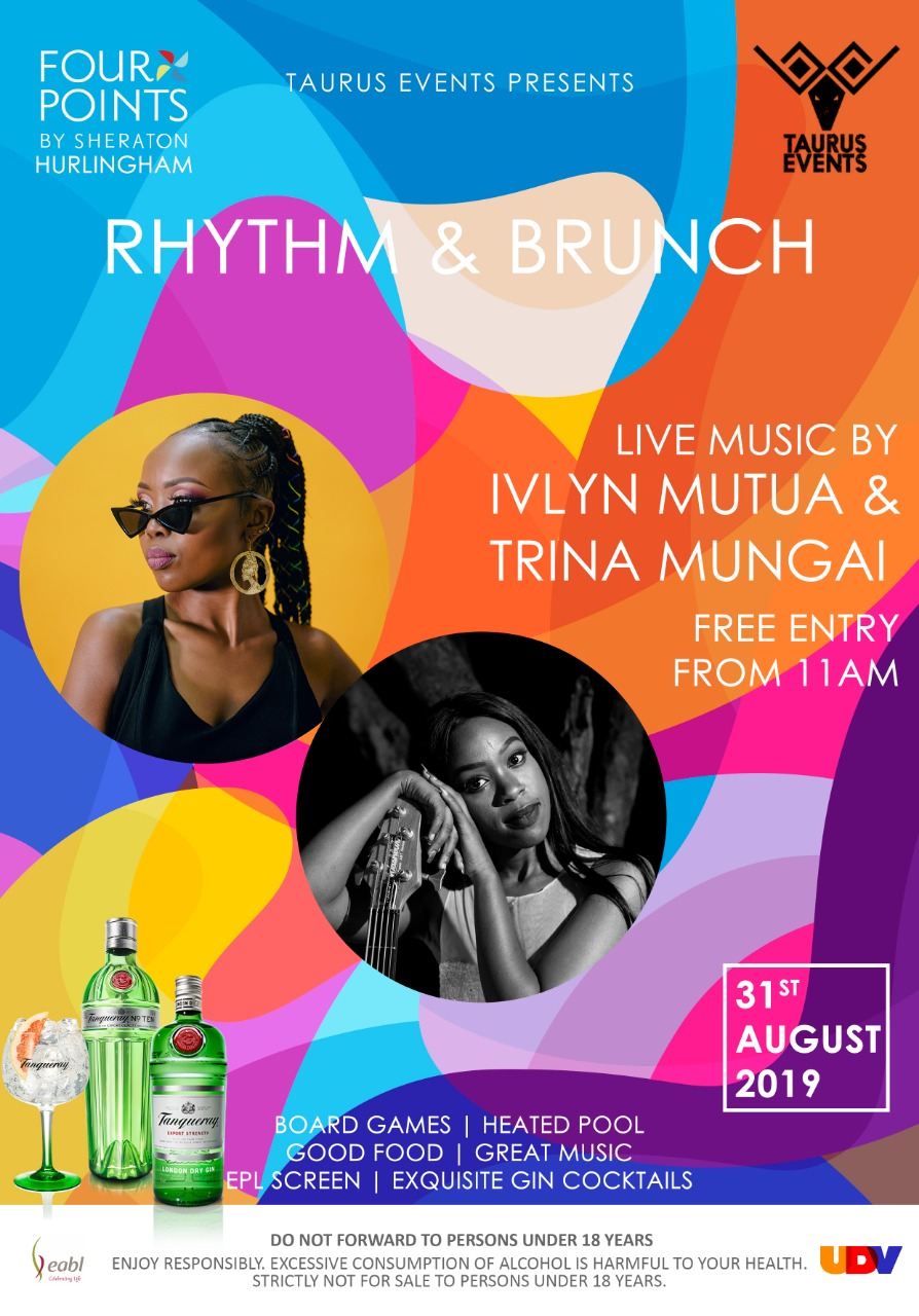 Are you ready? Rhythm &Brunch by Taurus Events is here