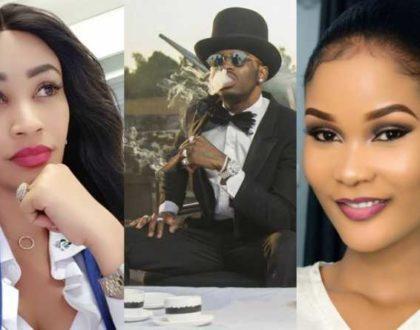 """""""Hana ushamba wa kuchambana Instagram"""" Diamond publicly humiliates Zari and Hamisa, praises Tanasha instead"""