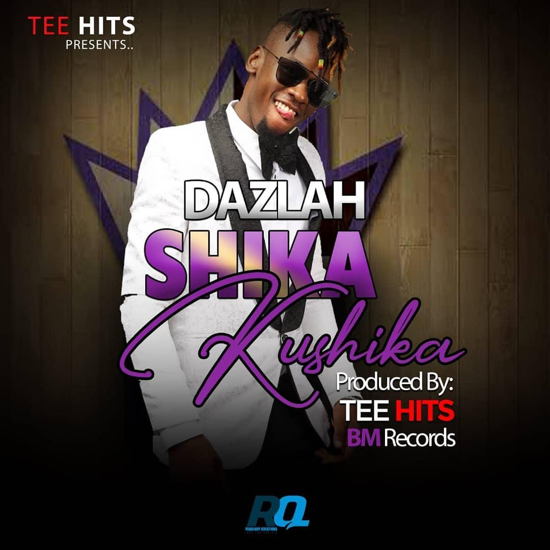 Dazlah's new jam Shika Kushika is out