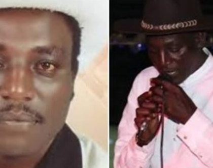 RIP! Look at how Veteran Kikuyu singer John De Matthew's car was wrecked in the grisly accident(photos)