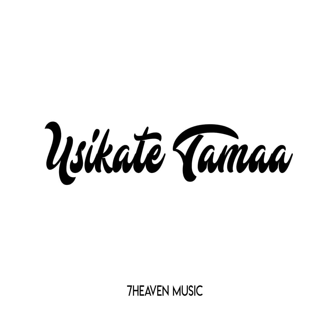 Guardian Angel back with Baraka Music, 'Usikate Tamaa'