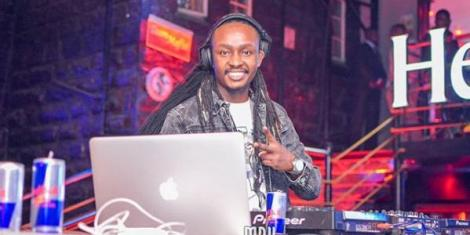 DJ Moh Spice takes over reggae show weeks after NTV fired Kriss Darlin