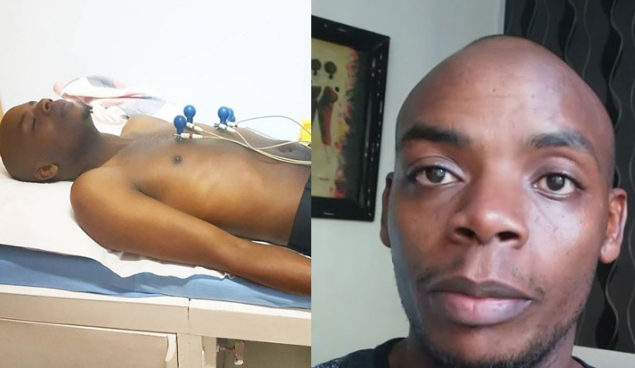 Not a joke! Jimmy Gait to travel to India for serious operation