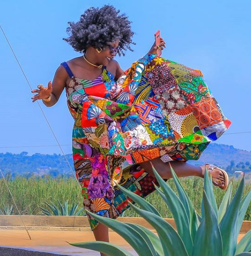 Ouch! Kansiime paid her own bride price before getting a divorce from Gerald Ojok