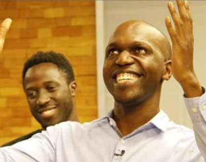 """Kenyans beg Larry Madowo to get a wife no matter how she looks like after posting a """"lonely"""" video"""