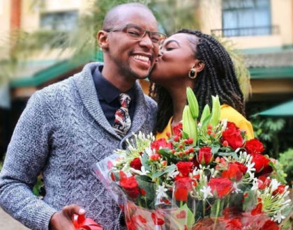 Anything precious is best kept hidden and that has been our policy - Waihiga Mwaura and wifey, Joyce Omondi affirm